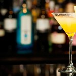 There's an exceptional range of cocktails at Henry Wong.