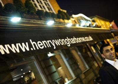 Henry Wong Harborne